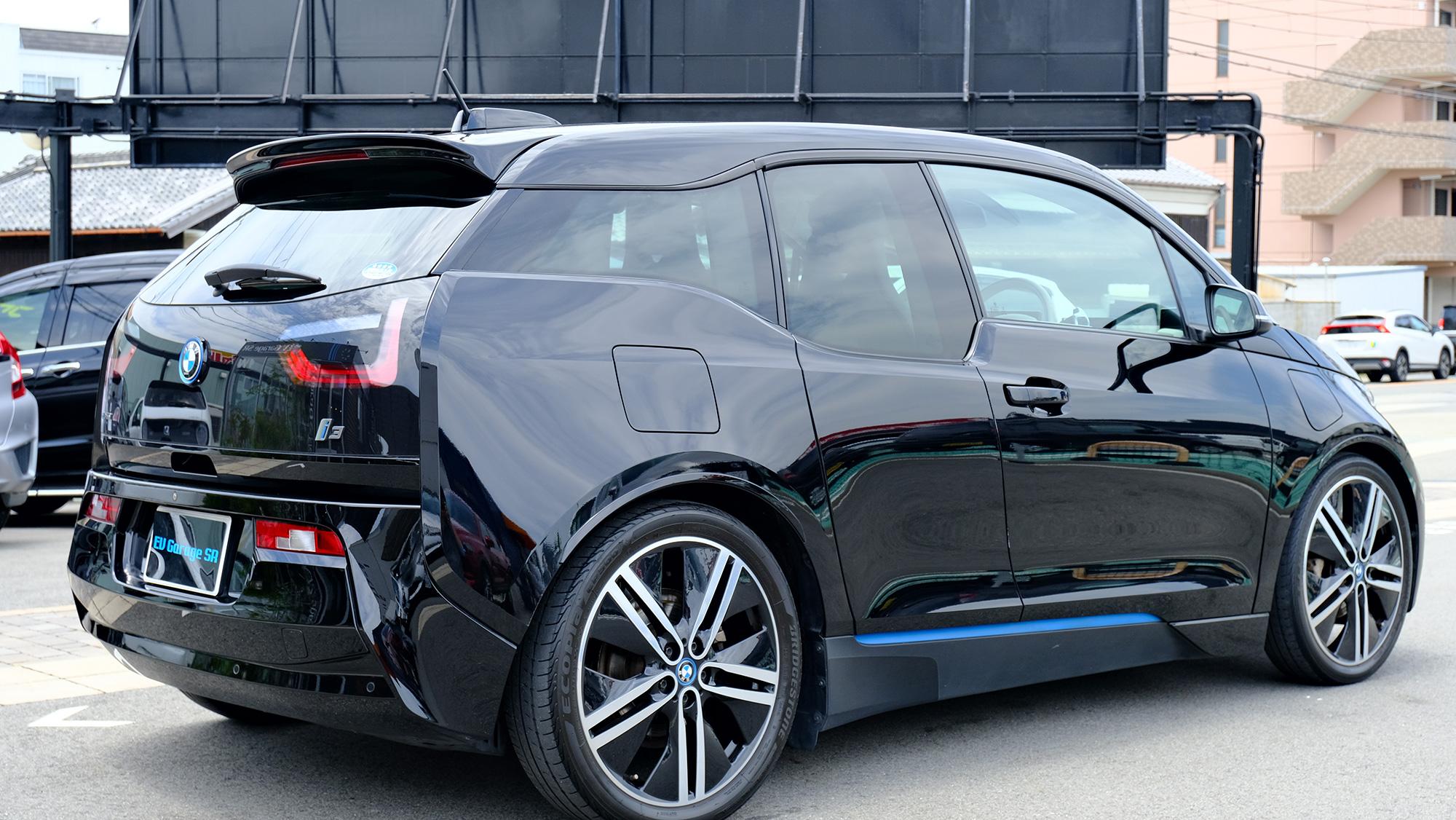 BMW-i3 外観