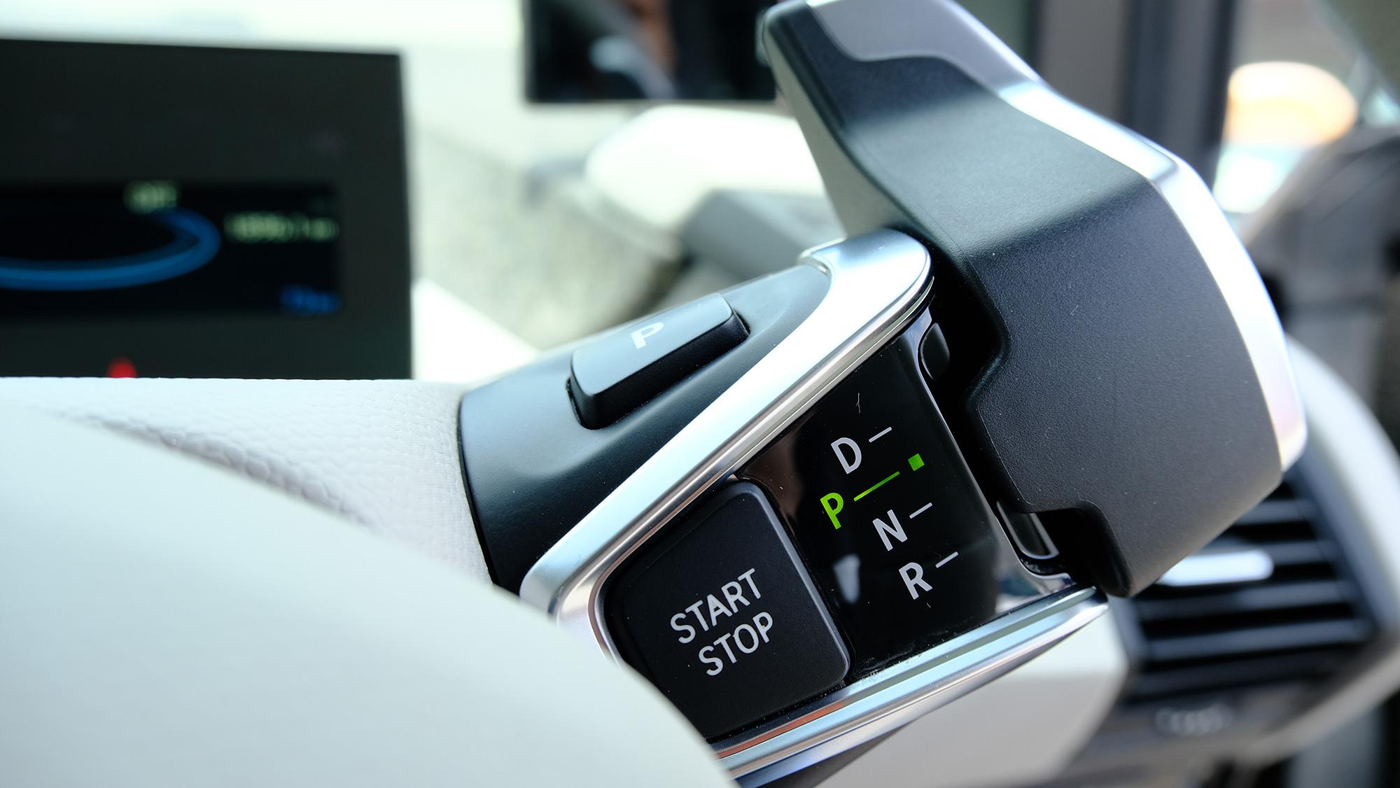 BMW-i3 内観